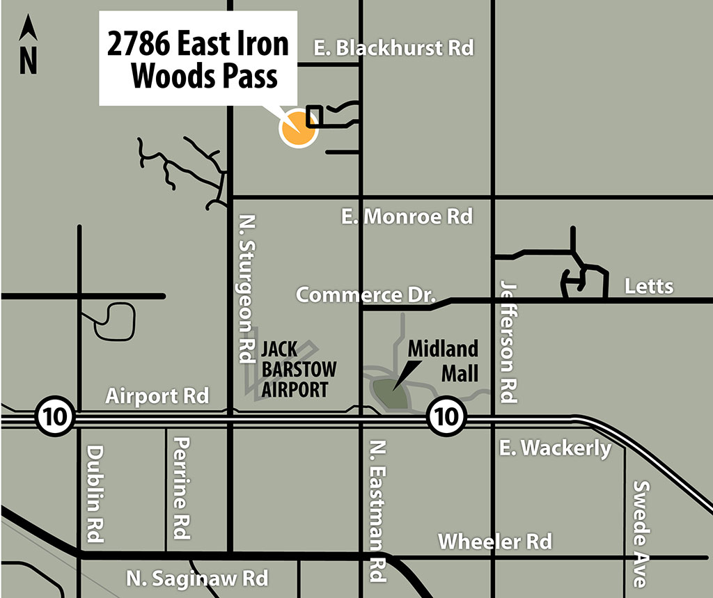 2786 east iron woods pass